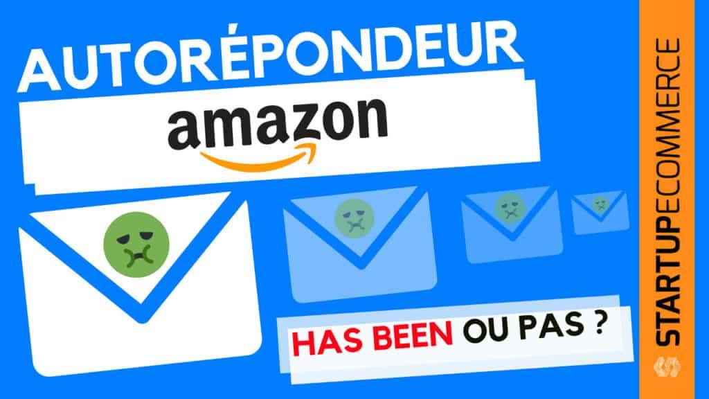 Autorépondeur Amazon FBA