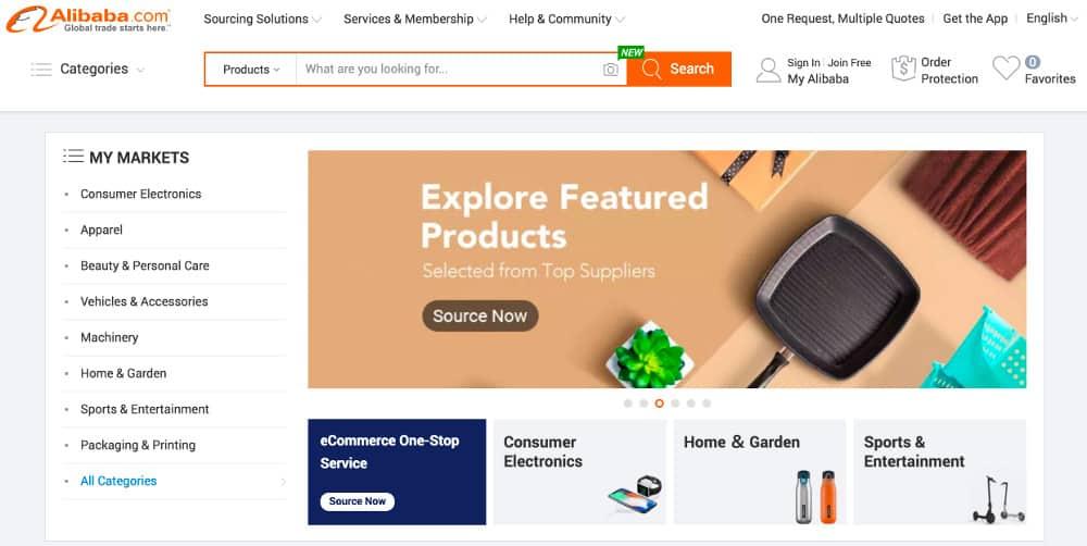 Comment vendre sur Amazon avec Alibaba ?