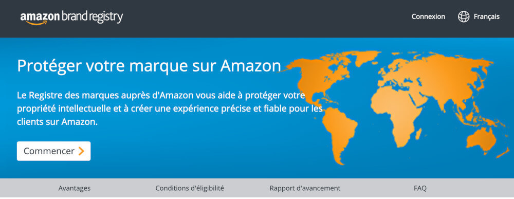 Amazon Brand Registry pour protéger son private label