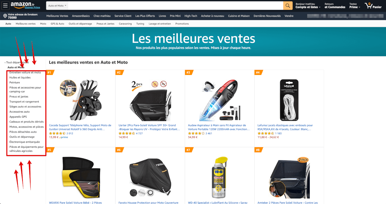 categories-produits-private-label-amazon